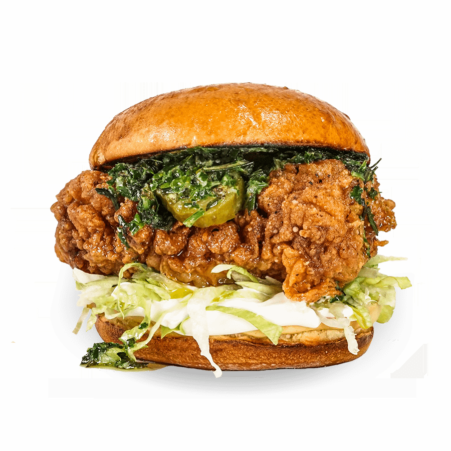 Kiev Burger